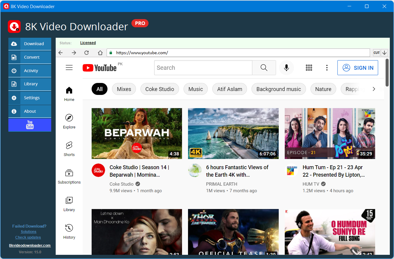 Download Youtube to MP3 Pro   PowerfulUtilities Com